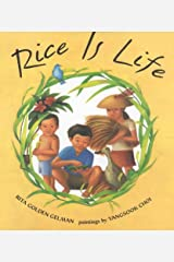 Rice Is Life Hardcover