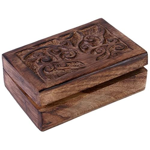 Small Wooden Boxes Amazoncouk