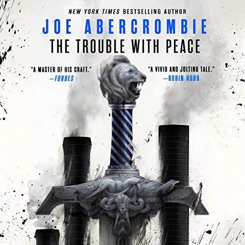 Page de couverture de The Trouble with Peace