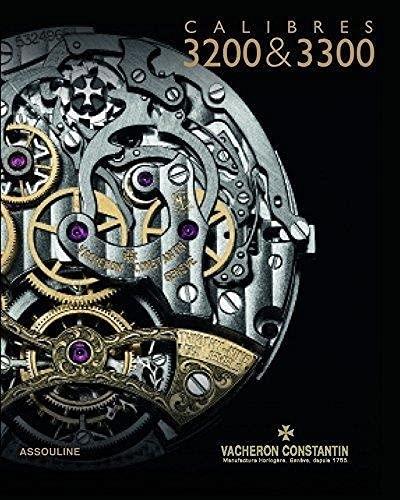 Calibres 3200/3300 Vacheron Constantin