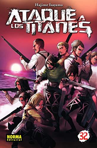 Ataque A Los Titanes 32