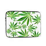 MacBook Air 11 Case Cannabis Marijuana Leaves Vintage MacBook Air 13in Case Multi-Color & Size Choices10/12/13/15/17 Inch Computer Tablet Briefcase Carrying Bag