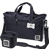 Overland Travel Dog Tote Bag