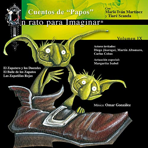 El Zapatero y los Duendes: Al Poco Rato