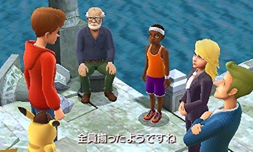 名探偵ピカチュウ【Amazon.co.jp限定】オリジナルマイクロファイバー(ハンカチサイズ)付-3DS
