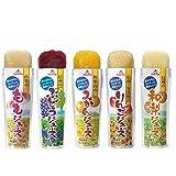 ゴールドパック 凍らせておいしい 国産100%フルーツジュース 5種×各4本セット(合計20本)