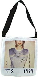TAYLOR SWIFT Official 1989 Polaroid Album Cover Tote Bag