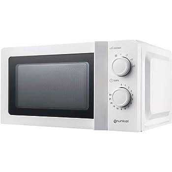 Orbegozo MI 2115 Microondas con 20 litros de capacidad, 6 niveles de funcionamiento, temporizador hasta 30 minutos, 700 W, Blanco: Orbegozo: Amazon.es: Hogar