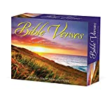 Bible Verses and Psalms 2022 Box Calendar, Daily Desktop