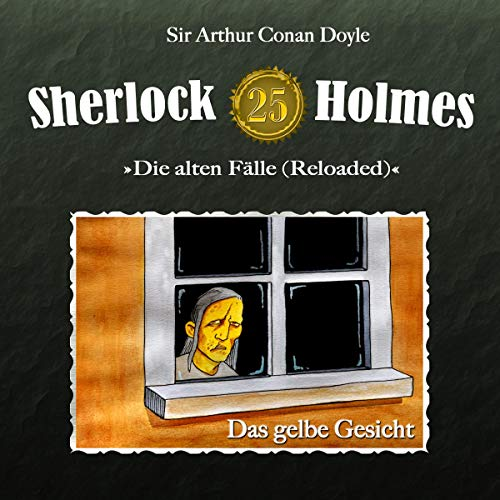 Page de couverture de Das gelbe Gesicht