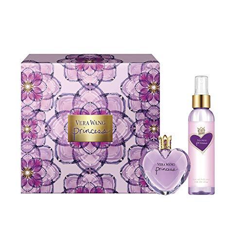 Das Vera Wang Princess Geschenkset enthält 30 ml EDT und 118 ml Body Mist