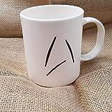 Tazza Personalizzata basata sulla Tazza del Capitano Kirk in Star Trek Beyond New Starfleet Logo Tazza da caffè Divertente Tazza Regalo Perfetto 11 OZ