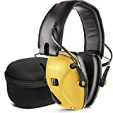 Electronic Shooting Earmuff, Noise Reduction Sound Amplification Electronic...