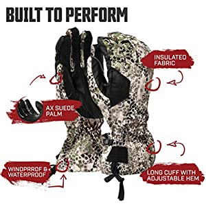 Badlands Convection Glove Wind Waterproof Hunting Gloves