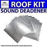 Zirgo 314311 Heat and Sound Deadener (for 78-87 El Camino ~ Headliner Roof Kit)