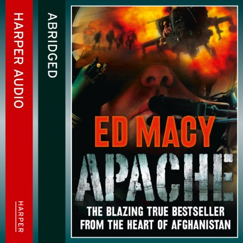 Apache audiobook cover art