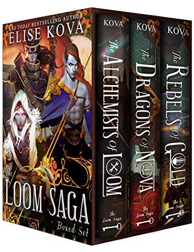 Loom Saga: The Complete Series by [Elise Kova]