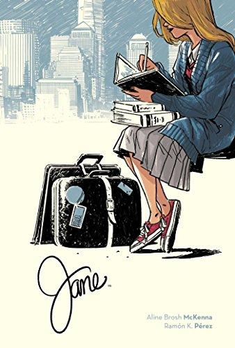 Buchseite und Rezensionen zu 'Jane' von Aline McKenna