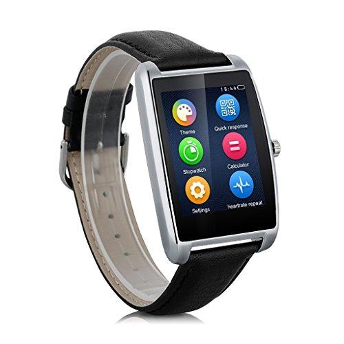 Zeblaze Cosmo IP65 Impermeabile Bluetooth Smartwatch Frequenza Cardiaca di Smartphone Mate Chiamata Musica Promemoria Anti-perso per il Monitor del Sonno IOS Android Contapassi
