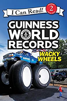 Guinness World Records: Wacky Wheels - Book  of the I Can Read ~ Level 2