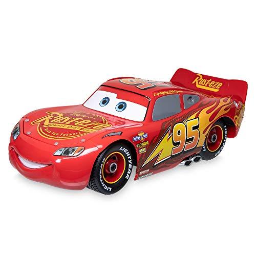 Cars - Coche teledirigido personalizado Rayo McQueen – 26 cm Disney