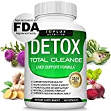 Best Body Detox Cleanses - Detox Cleanse Liver Colon Cleanser Body Detoxifier Review