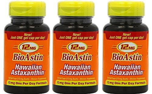 Nutrex -  3 x BioAstin à 50