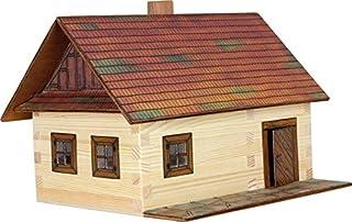 Walachia 8594036430020 8594036430020-bondehus trä modellbyggsats, modellbana spår