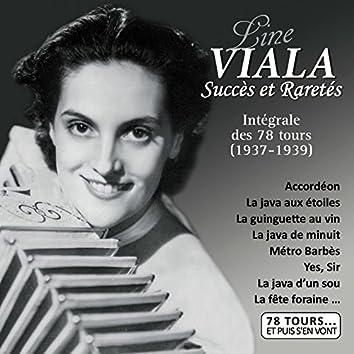 """Succès et raretés, intégrale des 78 tours (1937-1939) [Collection """"78 tours et puis s'en vont...""""]"""