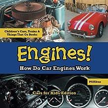 موتورها چگونه موتورهای اتومبیل کار می کنند - نسخه اتومبیل برای کودکان - اتومبیل های کودکان ، قطارها و چیزهایی که کتاب می کنند