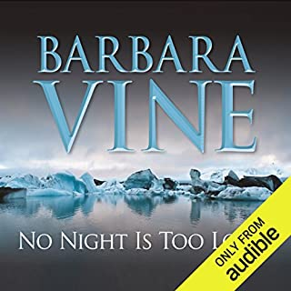 No Night Is Too Long audiobook cover art