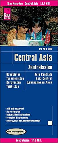 Asia Central rkh r/v (r) wp GPS: world mapping proj