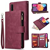 L-FADNUT A40 Wallet Case,Phone Case for Samsung Galaxy