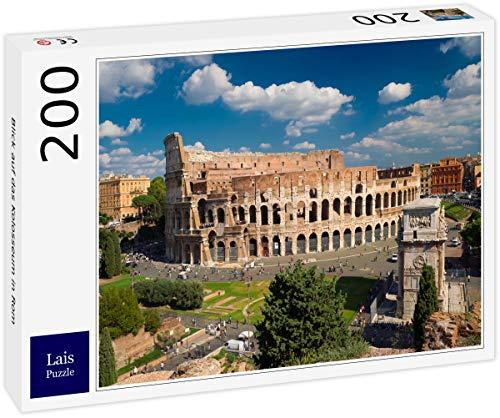 Lais Puzzle Vista al Coliseo de Roma 200 Piezas
