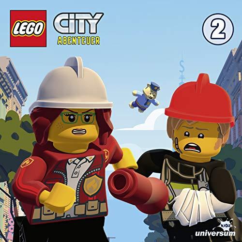 LEGO City TV-Serie Folgen 6-10: Harl Hubbs hilft