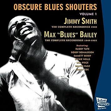 Obscure Blues Shouters Vol.1