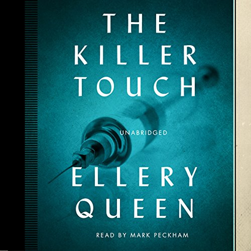 The Killer Touch audiobook cover art