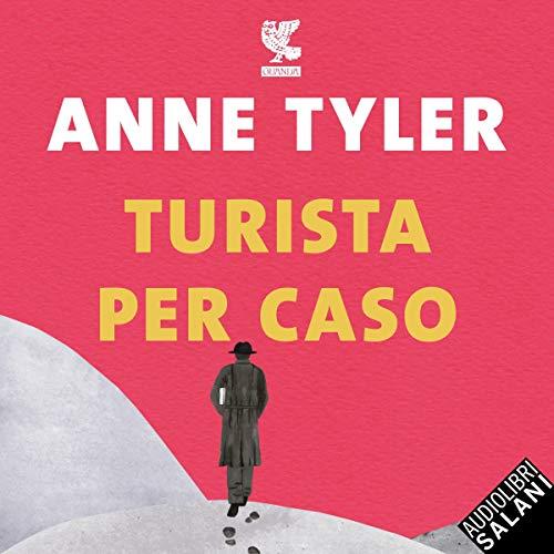 Turista per caso audiobook cover art