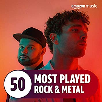 Most Played Rock & Metal