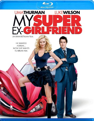 My Super Ex-girlfriend [Blu-ray]
