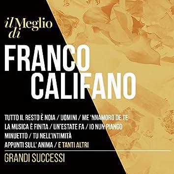 Il meglio di Franco Califano (Grandi successi)