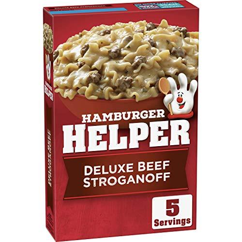Hamburger Helper, Deluxe Beef Stroganoff, 5.5 oz