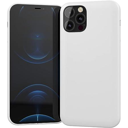 MYNUS iPhone 12 Pro CASE for iPhone 12 Pro/12 (マットホワイト)
