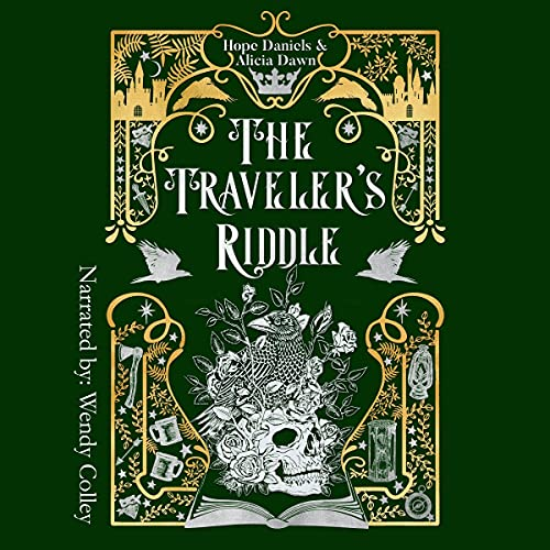 The Traveler's Riddle Audiobook By Hope Daniels, Alicia Dawn cover art