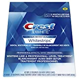 Crest 3D White Whitestrips Professional Effects Kit, 40 Teeth Whitening Strips, 20 Treatments