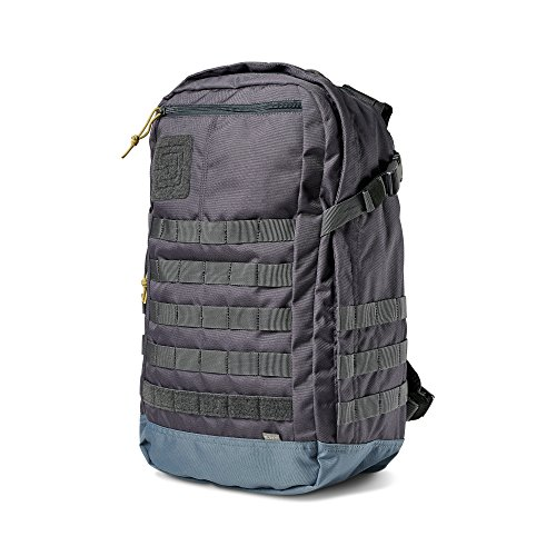 5.11 TACTICAL SERIES Rapid Origin Backpack Rucksack, 50 cm, Grau (Coal)