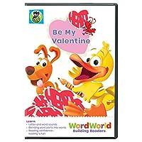 Wordworld: Be My Valentine [DVD] [Import]