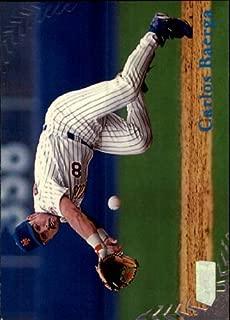 1998 Stadium Club #181 Carlos Baerga MLB Baseball Trading Card