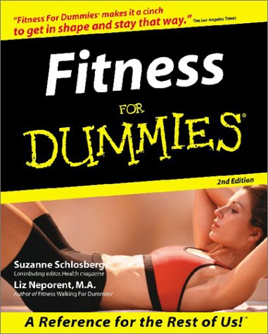 Download Fitness For Dummies (For Dummies (Computer/Tech)) 0764551671