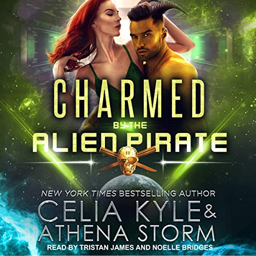 Charmed by the Alien Pirate cover art
